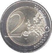 """2 Euro (Bundesländer - """"Bayern"""") -  reverse"""