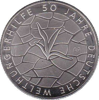 "2012 Germany 10 Euro Silver Proof Coin /""Gerhart Hauptmann 150 Years/"""