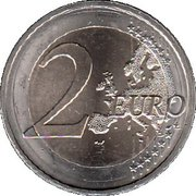 """2 Euro (Bundesländer - """"Baden-Württemberg"""") -  reverse"""