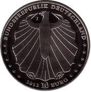10 Euro (Grimm's Fairy Tales - Schneewittchen) -  obverse