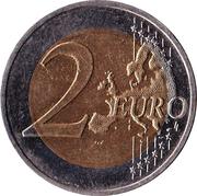 """2 Euro (Bundesländer - """"Mecklenburg-Vorpommern"""") -  reverse"""