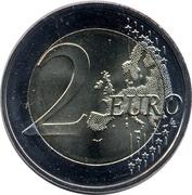 """2 Euro (Bundesländer - """"Sachsen"""") -  reverse"""