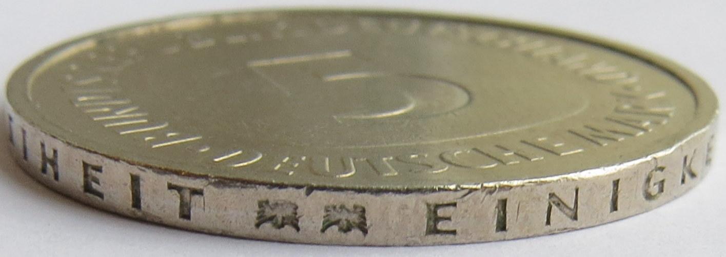 5 Deutsche Mark - Germany - Federal Republic – Numista