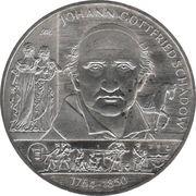 10 Euro (Johann Gottfried Schadow)