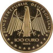 100 Euro (Oberes Mittelrheintal) -  obverse