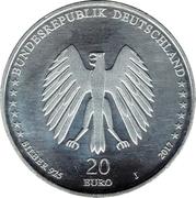 20 Euro (Bremer Stadtmusikanten) -  obverse