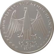 20 Euro (Laufmaschine von Karl Drais) -  obverse