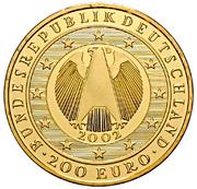 200 Euro -  obverse