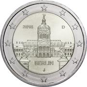 2 Euro (Bundesländer - Berlin) -  obverse