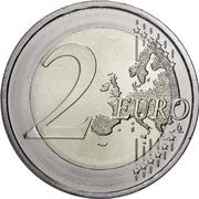 2 Euro (Bundesländer - Berlin) -  reverse