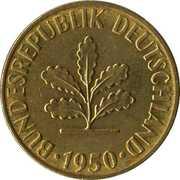 5 Pfennig -  obverse