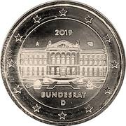 2 Euro (Bundesrat) -  obverse