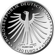 20 Euro (Tapferes Schneiderlein) -  obverse