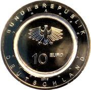 10 Euro (In der Luft) -  reverse
