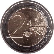 """2 Euro (Bundesländer - """"Rheinland-Pfalz"""") – reverse"""