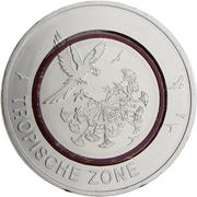 "5 Euro (""Tropical zone"") -  reverse"
