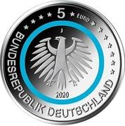 5 Euro (Subpolar Zone) -  obverse