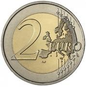 """2 Euro (Bundesländer - """"Brandenburg"""") – reverse"""