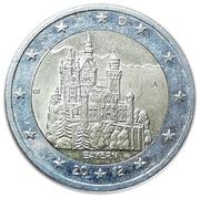"""2 Euro (Bundesländer - """"Bayern"""") -  obverse"""
