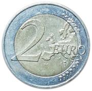 """2 Euro (Bundesländer - """"Bayern"""") – reverse"""