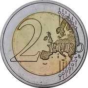 2 Euro (Kneeling to Warsaw) -  reverse
