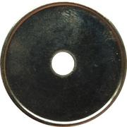 Token - WC Automat Wertmarke (type 5) – reverse
