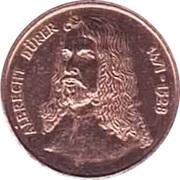 Medal - Albrecht Durer (Nürnberg; 500 anniversary) -  obverse
