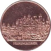Medal - Albrecht Durer (Nürnberg; 500 anniversary) -  reverse