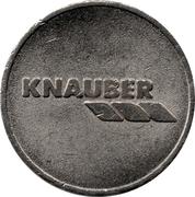 Token - Knauber -  obverse