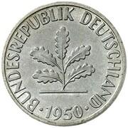 1 Pfennig (Pattern) – obverse