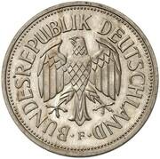 2 Deutsche Mark (Pattern) – obverse