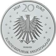 20 Euro (Frau Holle) -  obverse