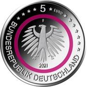 5 Euro (Polar Zone) -  obverse