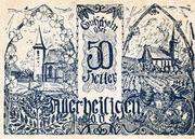 50 Heller (Allerheiligen) – obverse