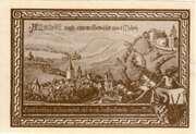 50 Pfennig (Millennial Series - Issue 4: Otto II + Otto III) – reverse