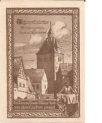 50 Pfennig (Millennial Series - Issue 6: Heinrich IV + Lothar) – reverse