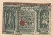 50 Pfennig (Millennial Series - Issue 7: Konrad III + Friedrich I) – obverse