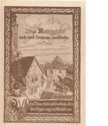 50 Pfennig (Millennial Series - Issue 8: Heinrich VI + Philipp) – reverse