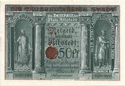 50 Pfennig (Millennial Series - Issue 5: Heinrich II + Heinrich III) – obverse