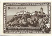 50 Pfennig (Millennial Series - Issue 5: Heinrich II + Heinrich III) – reverse
