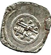 Dirham -  Ma'n ben Muhammad ben Sumadih - 1037-1091 AD (Banu Sumadih family) – reverse