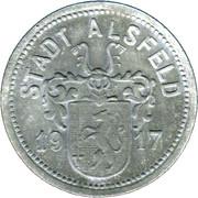 50 Pfennig - Alsfeld – obverse