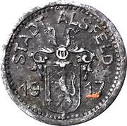 5 Pfennig - Alsfeld – obverse