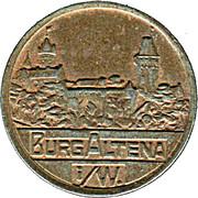 10 Pfennig - Altena-Olpe – reverse