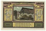 50 Pfennig (Sights Series - Bauernhof in Altenbreitungen) – reverse