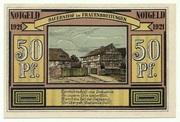 50 Pfennig (Sights Series - Bauernhof in Frauenbreitungen) – reverse