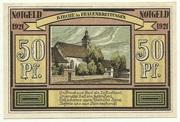 50 Pfennig (Sights Series - Kirche in Frauenbreitungen) – reverse