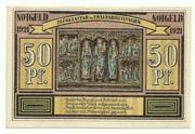 50 Pfennig (Sights Series - Flügelaltar in Frauenbreitungen) – reverse