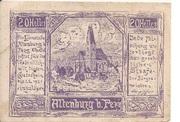 20 Heller (Altenburg) -  obverse