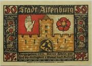 50 Pfennig (Prinzenraub Series) – obverse